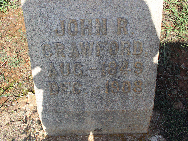John Royal Crawford (1849-1908)